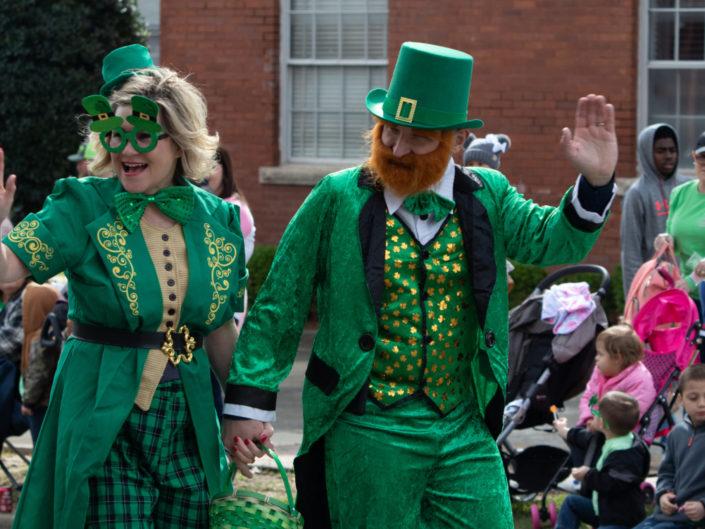 2019 Dublin St. Patrick's Parade